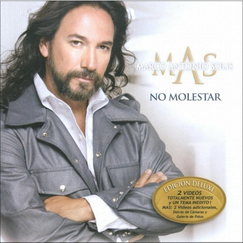 No Molestar (Deluxe Edition) (CD/DVD)