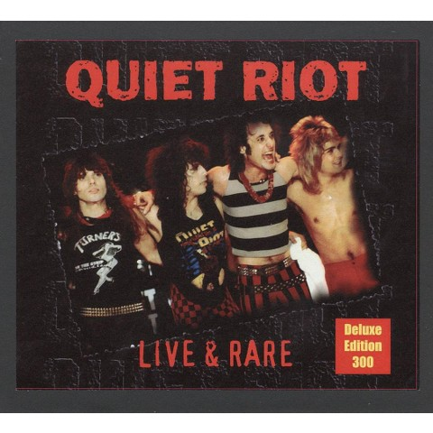 Live & Rare, Vol. 1