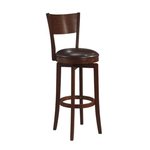 Archer Swivel Stools - Brown