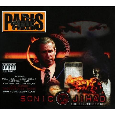 Sonic Jihad (2009 Deluxe Edition) [Explicit Lyrics]