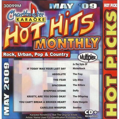 Karaoke: Hot Picks - May 2009