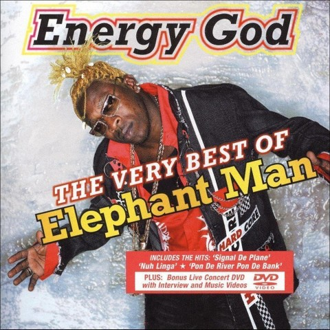 Energy God: The Best of Elephant Man