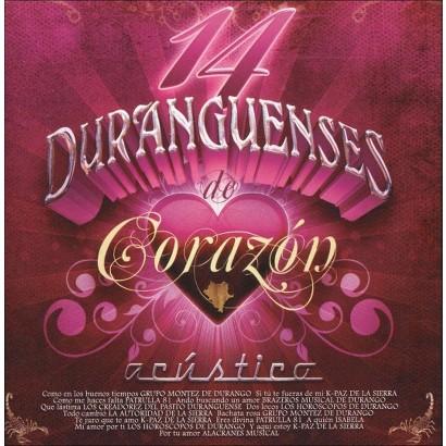 14 Duranguenses de Corazon Acustico
