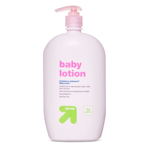 up & up™ Baby Lotion - 27 oz