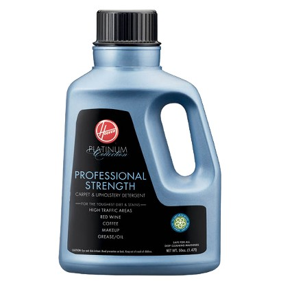 Hoover® Platinum Collection™ Professional Strength Carpet & Upholstery Detergent 50 oz, AH30030