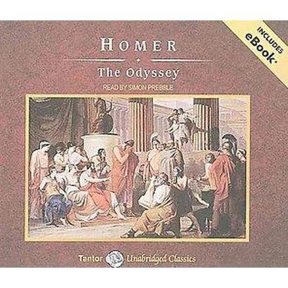 The Odyssey (Unabridged) (Compact Disc)