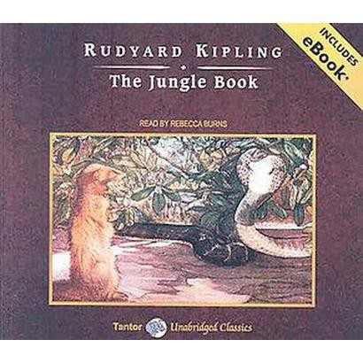The Jungle Book (Unabridged) (Compact Disc)