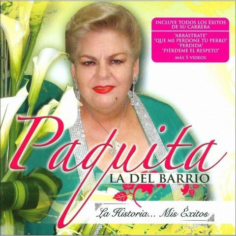 La Historia...Los Exitos (CD/DVD)