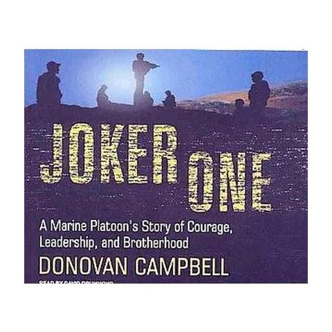 Joker One (Unabridged) (Compact Disc)