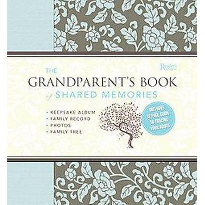 The Grandparent's Book of Shared Memories (Spiral)
