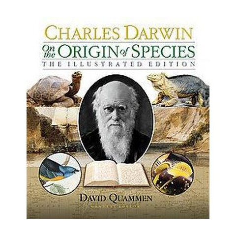 On the Origin of Species (Illustrated) (Hardcover)