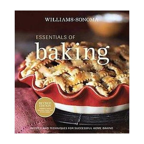 Williams-Sonoma Essentials of Baking (Revised) (Hardcover)