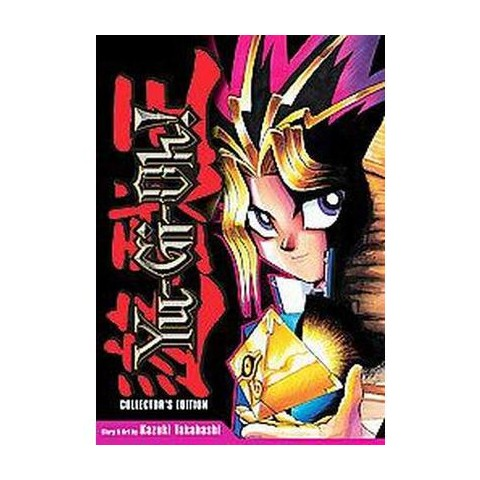 Yu-gi-oh! 1 (Collectors) (Hardcover)