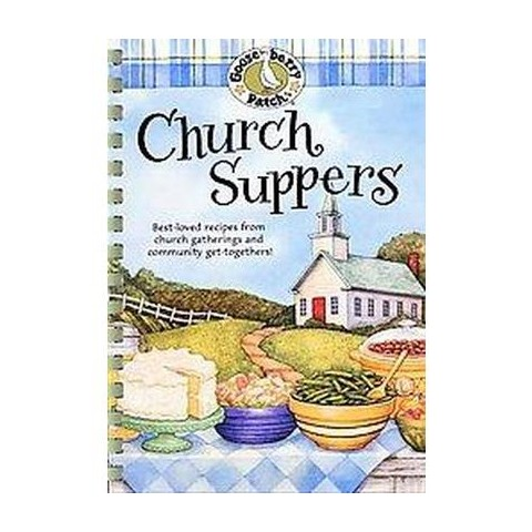 Church Suppers (Spiral)
