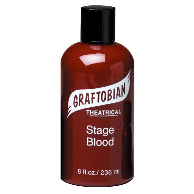 Graftobian Theatrical Stage Blood 8-oz