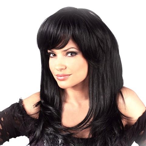 Women's Trendsetter Wig - Black