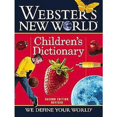 Webster's New World Children's Dictionary (Revised) (Hardcover)