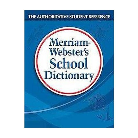 Merriam-Webster's School Dictionary (Revised) (Hardcover)