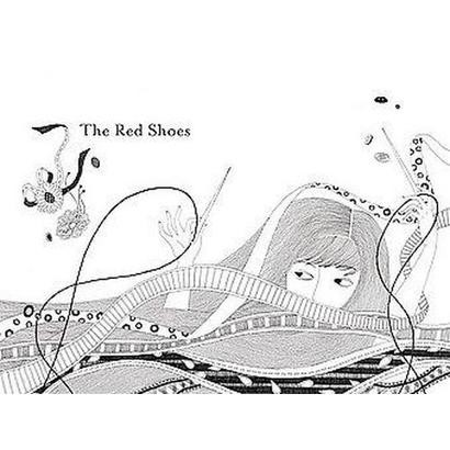 The Red Shoes (Illustrated) (Hardcover)