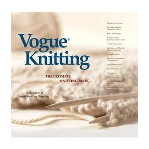 Vogue Knitting (Updated) (Hardcover)