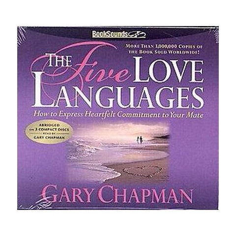 The Five Love Languages (Abridged) (Compact Disc)