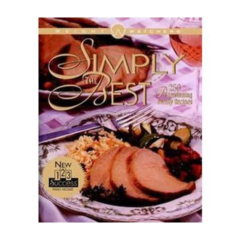 Weight Watchers Simply the Best (Hardcover)