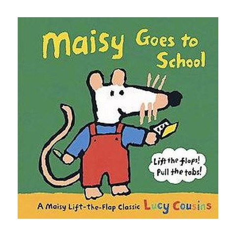 Maisy Goes to School (Reissue) (Hardcover)