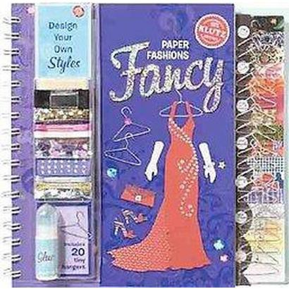 Paper Fashions Fancy (Hardcover)