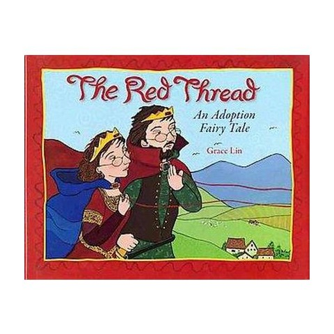 The Red Thread (Reprint) (Hardcover)