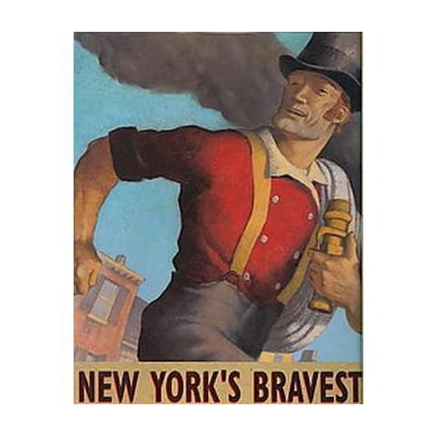 New York's Bravest (Hardcover)
