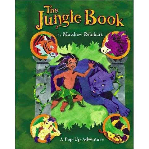 The Jungle Book (Hardcover)
