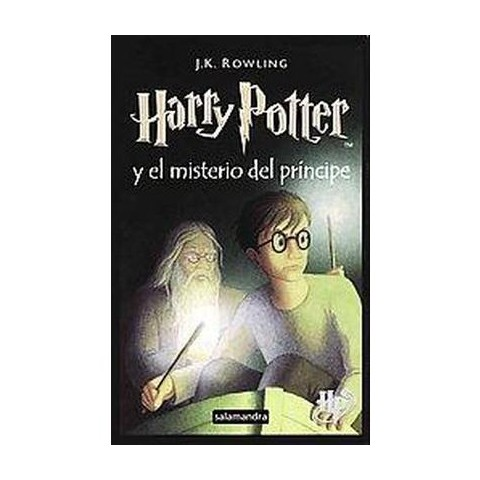 Harry Potter y el misterio del principe / Harry Potter and The Half-Blood Prince (6) (Translation)