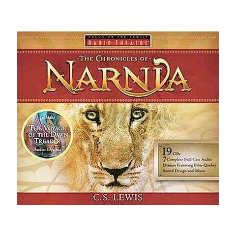 The Chronicles of Narnia (Unabridged) (Compact Disc)