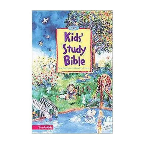 Kids' Study Bible (Revised) (Hardcover)