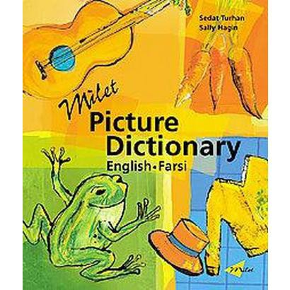 Milet Picture Dictionary (Bilingual) (Hardcover)