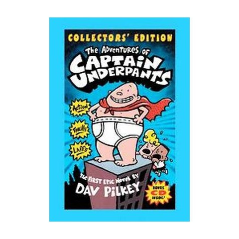The Adventures of Captain Underpants (Collectors) (Mixed media product)