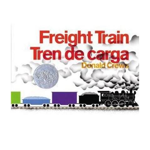 Freight Train (Bilingual) (Hardcover)