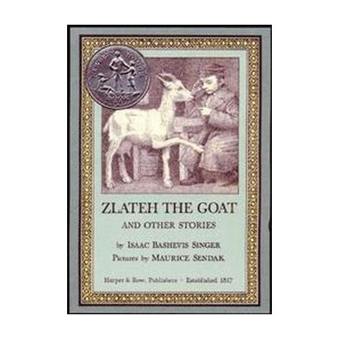 Zlateh the Goat and Other Stories (Reprint) (Hardcover)