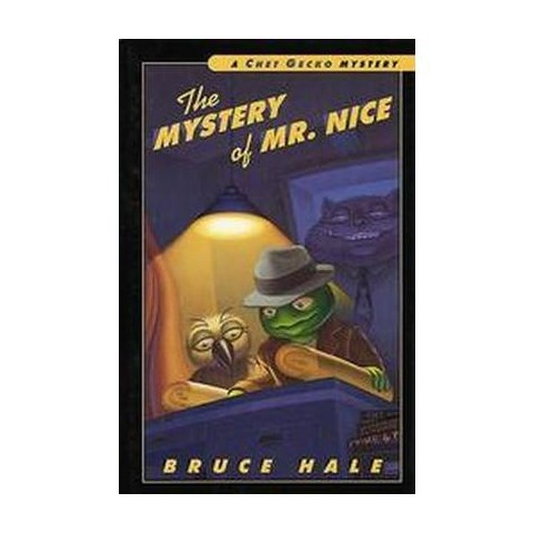 The Mystery of Mr. Nice (Hardcover)