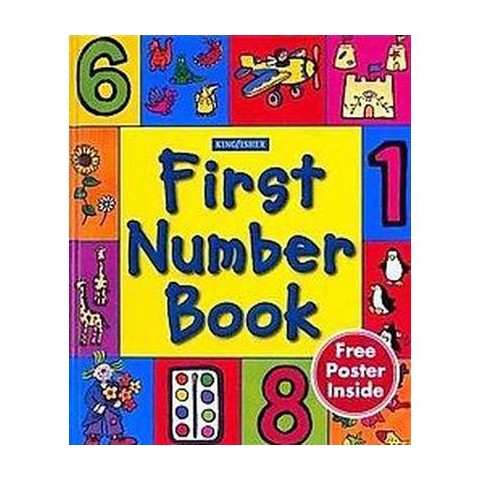 First Number Book (Mixed media product)