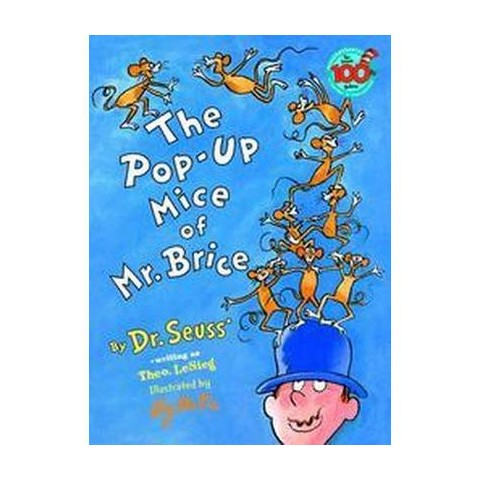 The Pop-Up Mice of Mr. Brice (Hardcover)