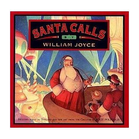 Santa Calls (Hardcover)