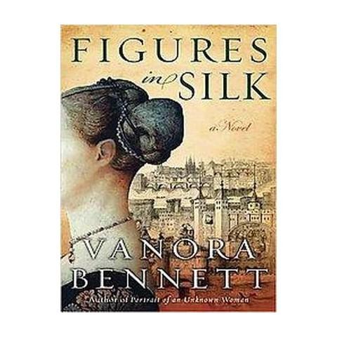 Figures in Silk (Larger Print) (Paperback)