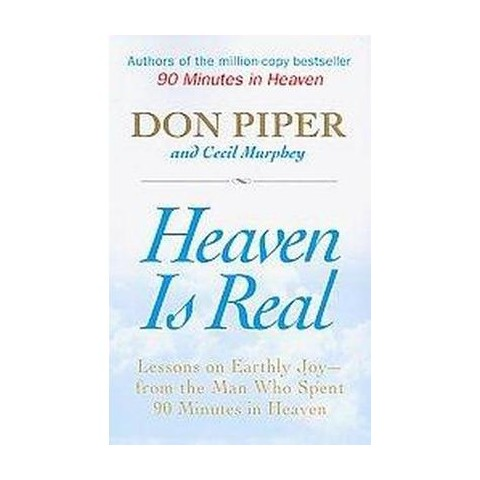 Heaven Is Real (Large Print) (Paperback)