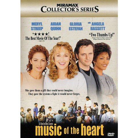 Music of the Heart [WS] [Collector's Edition] [2 Discs]