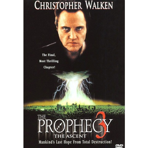 The Prophecy 3: The Ascent (Widescreen)