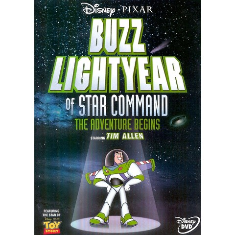 Buzz Lightyear of Star Command: The Adventure Begins (Widescreen)