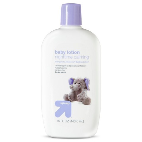 up & up™ Baby Lotion Nighttime - 15 oz