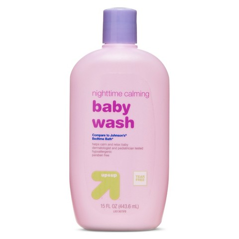 up & up™ Baby Bath Nighttime - 15 oz
