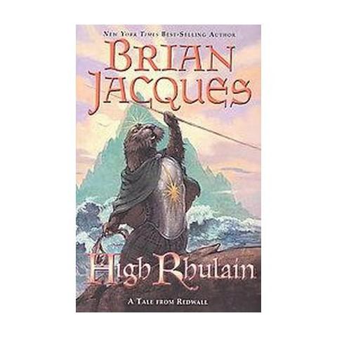 High Rhulain (Reissue) (Paperback)